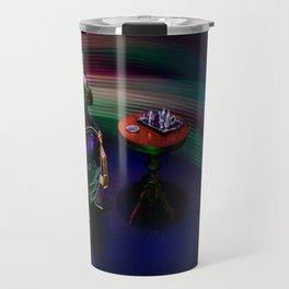 Tea & Tesseract Travel Mug