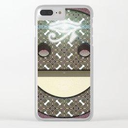 Woke Clear iPhone Case