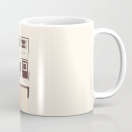 Instant Camera Rainbow Coffee Mug