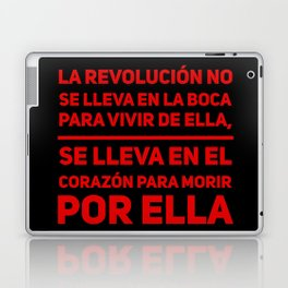 La Revolución Laptop & iPad Skin