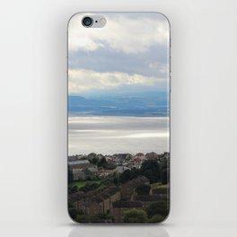 Sun on the Water iPhone Skin