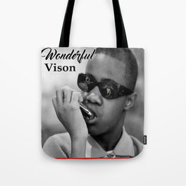 Wonderful Vision Tote Bag