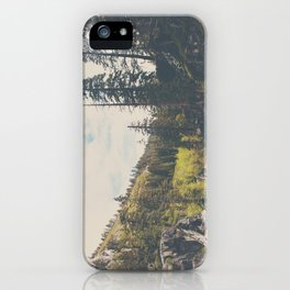 into the wild ...  iPhone Case