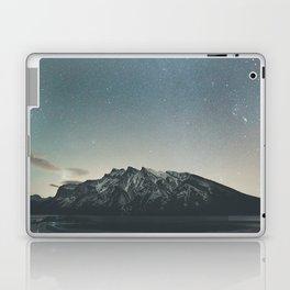 Stars over Minnewanka  Laptop & iPad Skin