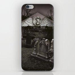 Graven iPhone Skin