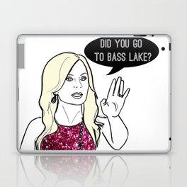 Bass Lake Laptop & iPad Skin
