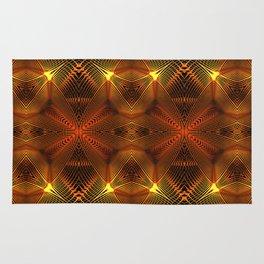 Golden Thread Rug