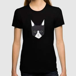 Henry the Tuxedo Cat T-shirt
