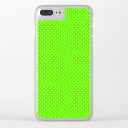 Polkadots_2018019_by_JAMFoto Clear iPhone Case