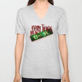 Every Town Elm Street Unisex V-Neck