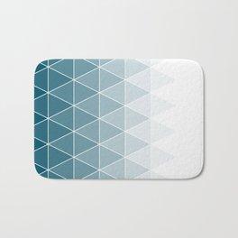 Triangle Pattern Bath Mat