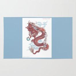 Treasure Dragon Rug