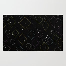 Tipping Squares Rug