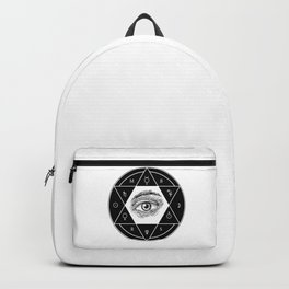 Secrets of the Great Architect Backpack