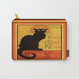Tournee Du Chat Noir - After Steinlein Carry-All Pouch