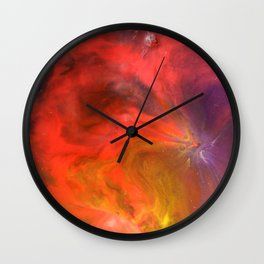 Eros Pool  Wall Clock