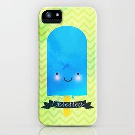 Kinda Obsessed iPhone Case
