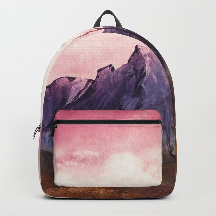 Over The Mountains II Backpack