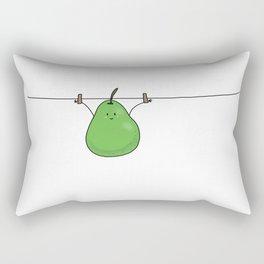 Hanging Pear Rectangular Pillow