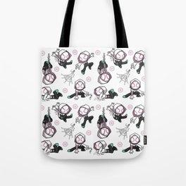 Little Spider-Gwen Tote Bag
