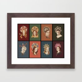 The Saints of Sunnydale  Framed Art Print