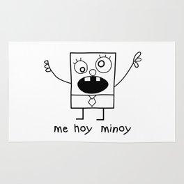 Me Hoy Minoy Rug