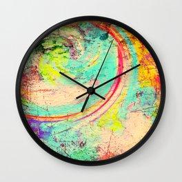 Exploring Color Wall Clock