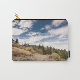 Hiking trail along Pacific Crest Trail in Southern California Carry-All Pouch