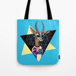 Teen Line Tote Bag