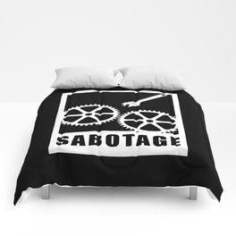 Sabotage Comforters
