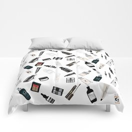 The Black & White shelf Comforters