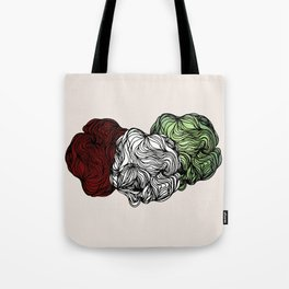 The Nature Of Dust Tote Bag