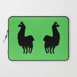 Angry Animals: llama Laptop Sleeve