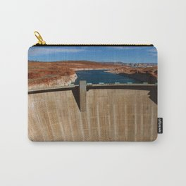 Glen Canyon Dam and Lake Powell Carry-All Pouch