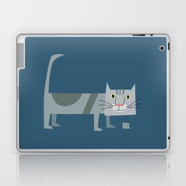 Henriette the Cat, dark Laptop & iPad Skin