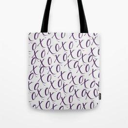 X's and O's Tote Bag