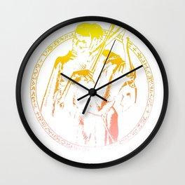 Coroner Punishment For Decadence Wall Clock