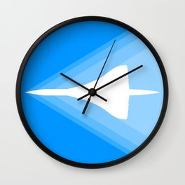 Concorde Shockwave Wall Clock