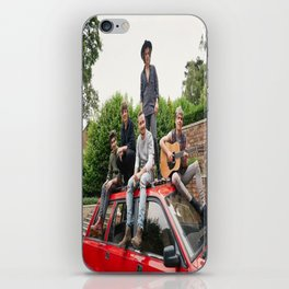 1D FOUR photoshoot iPhone Skin