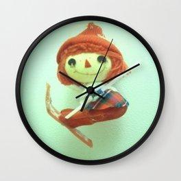 Raggedy ann Wall Clock