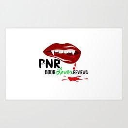 PNR Book Lover Reviews Travel Mug Art Print