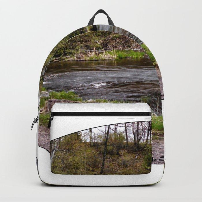 Back-Road Creek Backpack