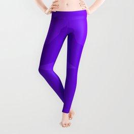 Purple stars Leggings