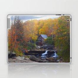 Glade Creek Mill in Autumn Laptop & iPad Skin