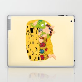 Klimt muppets Laptop & iPad Skin