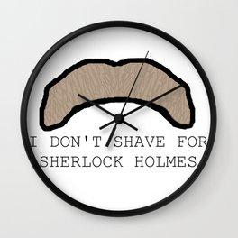 john watson is a liar Wall Clock
