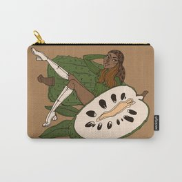 Ms Soursop Carry-All Pouch