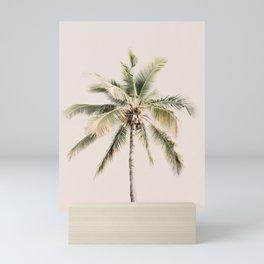 Tropical Palm Tree Mini Art Print