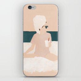 Weekend Mode iPhone Skin