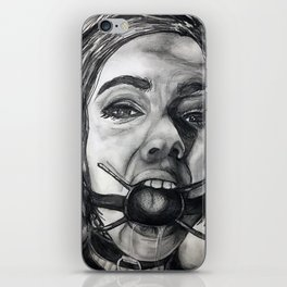 Drool iPhone Skin